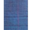着物生地(400)縞模様織り出し手織り真綿紬