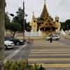 ミャンマー一人旅旅行記⑦ ヤンゴンのパヤー