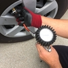 好きな設定圧にどこでも簡単に車のタイヤの空気を入れれる!JanGoo電動コンプレッサー