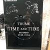 【ラジオNo.1】公開収録にいってきました!/TRUM TIME AND TIDE