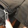 タックルバッグ修理