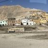 エジプト ルクソール 「ハワードカーターハウス」から「王家の谷」西岸ウォーキング、色鮮やかなクルナ村