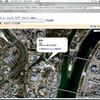 GoogleMapsの衛星写真を使ってあの国を監視してみた。
