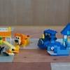 3歳のレゴデビューに、「アイデアパーツシリーズ」(619円)がおすすめ