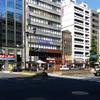 東京の古いビル 日本橋の誠ビル