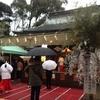 初詣@川越氷川神社。