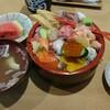 弁天鮨(新潟市東区)でボリューム満点のちらし寿司ランチ