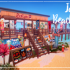 Japanese beach shack │ NO CC [配布]