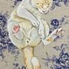 世界にひとつだけの【猫の絵画】作品に命を吹き込む絵の技法