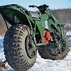 ロシアの両輪駆動バイク TARUS がカッコイイ!