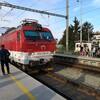 【乗車記】EC282 ブルノ(Brno dolní nádraží)-プラハ本駅
