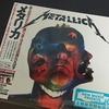 METALLICAの8年振りのニューアルバム『Hardwired...To Self-Destruct』を聴いた感想!