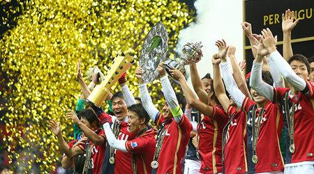 鹿島アントラーズ優勝おめでとう。Jリーグチャンピオンシップ決勝、第2戦の感想とかTweetとか
