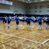 【全国都道府県代表中学バレーボール大会】長野県から大阪まで応援へ、じゅくの先生ノコノコ参加する!