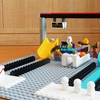 レゴでボウリング場を作ったよ