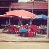 アンコールワット個人ツアー(154)シェムリアップ市内観光ツアーとサマキマーケット