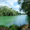 中米ベリーズ最大最長のベリーズ川