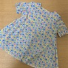 【洋裁CAD】初めて製図した洋服を縫ってみた②
