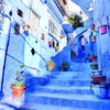 【モロッコ】SNSでも大人気!シャウエンブルーが美しい青い街シャウエン