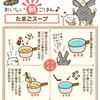 簡単レシピ♪「たまごスープ」