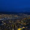 【ボリビアの絶景】すり鉢状に出来た街のラパスの夜景はキレイ過ぎです☆☆