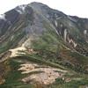 秋の北アルプス、燕岳から大天井岳、常念岳へのテン泊縦走 ④