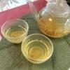 hot ひといき、桂花と柚子の薬膳茶