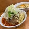 【ラーメン二郎八王子野猿街道店2】寒い日はつけ麺の熱盛りだな〜