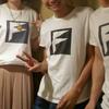 藤川ブログ公式Tシャツ、最終回。