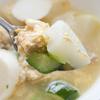 漬かりすぎた浅漬けのスープ