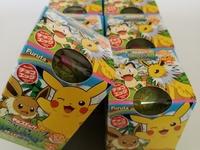 チョコエッグ「ポケモン」パート2「プラス」を箱買いた結果、ダブりは避けられない模様。