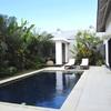 裸族もOK!プライベートプールの広さで選んだ、バリ島のヴィラ(Villa Seminyak Estate & Spa)