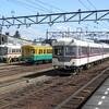 富山地方鉄道稲荷町駅①鉄道風景157...過去20130321