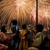 夜空を埋め尽くす華やかな彩「熱海海上花火大会」
