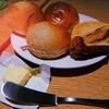 恵方巻とパン食べ放題。