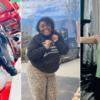 アメリカで増加する女性のトラック野郎