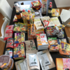 夫からの日本土産