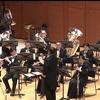 東京音楽隊が演奏する「ネイビート・ラプソディ」