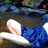 野外での着衣濡れ!日本を飛び越えて海外での撮影に挑戦します!
