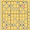 将棋ウォーズ初段の将棋日記 四間飛車(4→3戦法) VS 袖飛車
