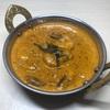 シラサエビのココナッツカレー