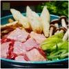 手作りたんぽ&地鶏ガラの旨味スープ|きりたんぽ鍋