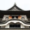 犬山城photo 『唐破風』