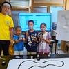 micro:bitなライントレーサーをワークショップモジュールで作りました@神楽坂