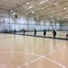 ボールと向き合うトレーニング