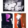 浅草のギャラリーアビアントの「古茂田杏子 郡司宏 中佐藤滋−−人生模様・三人展−−」を見る