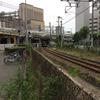 東海道線支線地下化工事南2工区の状況 2017-06-17