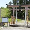 2年ぶりの自転車旅行 in長野県 ② (白沢洞門~青木湖・中綱池)