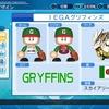 【チーム公開】オリジナル球団「IEGAグリフィンズ」Ver.2022