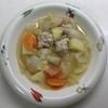 かんたん美味しい 21(鶏団子入り野菜スープ)